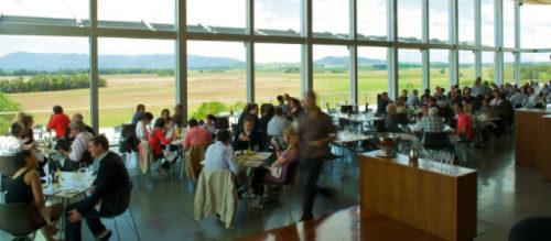 Yering Station Winebar Restaurant, Yarra Valley
